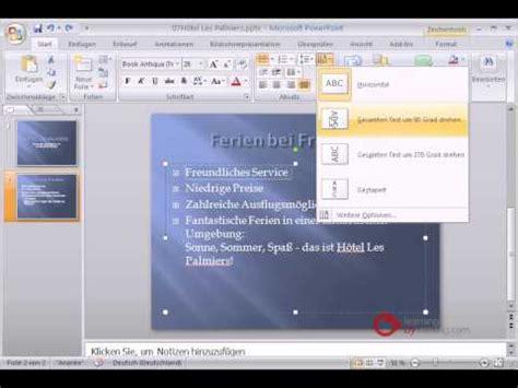 tutorial powerpoint deutsch powerpoint pr 228 sentation tutorial deutsch formatieren youtube