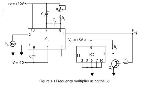 multiplier circuit diagram frequency multiplier electronics project