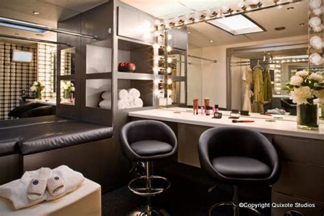 make up the room of stage and screen pered in quixote motorhomes