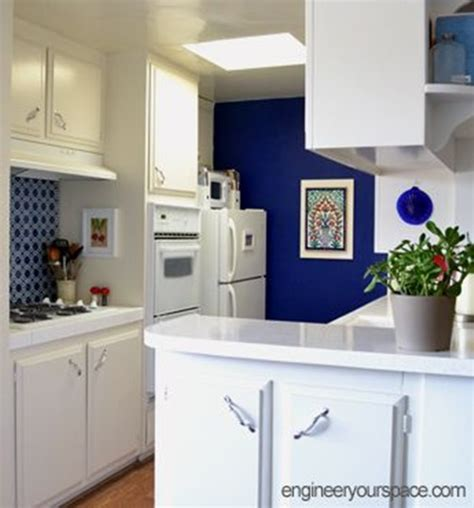 14 easy ways to make a small kitchen look bigger smart ways to make use of the small kitchen space