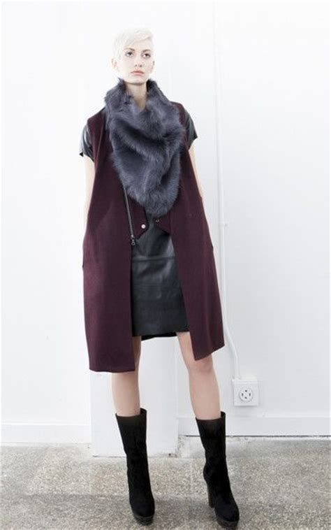 Found A City Chic Leather Coat by Pin By Schai On S C H A I F W 2014 Lookbook
