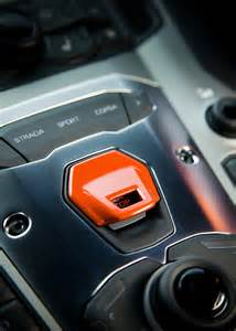 How Did Lamborghini Start Lamborghini Lp 700 4 Aventador Push Start Button Cover