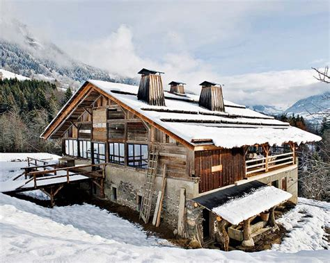 Ski Cabin Holidays by Vintage Alps Chalet For Your Snow Filled Holidays