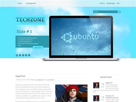 wordpress free hi tech themes free theme wordpress hi tech