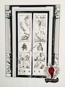porta della morte la porta della morte di manz 249 in vaticano e i peperoni