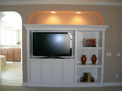 built in tv cabinet built in tv cabinet finewoodworking