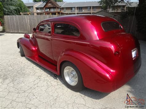1939 chevrolet rod all steel 350 350 3 stage house of kolor 15k paint