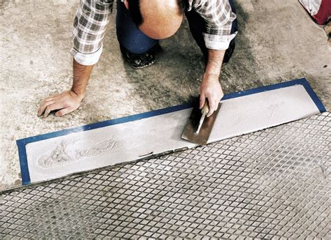 Risse Im Beton Sanieren by Betonboden Sanieren Haus Dekoration
