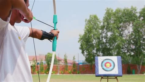 employee training in arrows stock bow and arrow stock footage video shutterstock