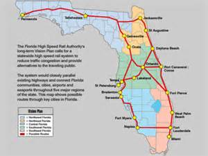 florida rails to trails maps sunrail and florida hsr promoted as inexorably linked