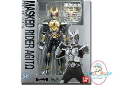 Shfiguarts Masked Rider Agito Ground Form Bandai Japan s h figuarts masked rider agito ground form figure by