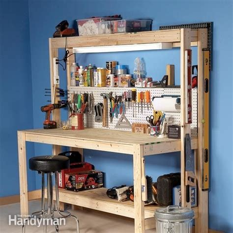 free reloading bench plans 17 best ideas about garage workbench on pinterest