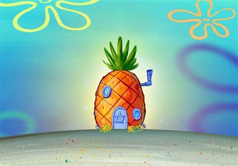 spongebob pineapple house 9 amazing movie houses we d love to live in wow247