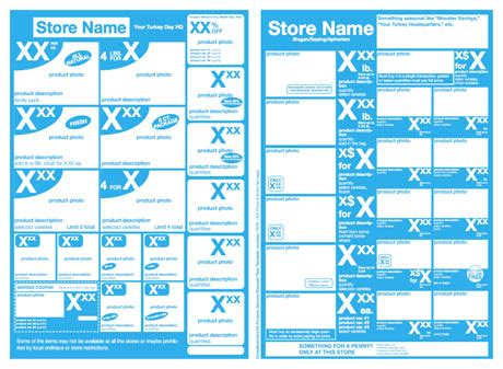 The Food Issue Grocery Store Templates Free