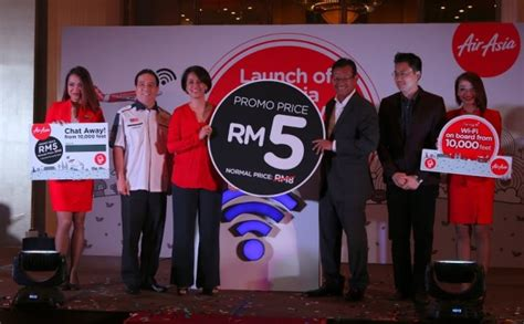 airasia rokki airasia on board wi fi for instant messaging now available
