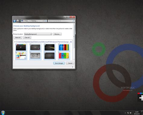 google themes for windows 7 download google plus theme for windows 7 1 0