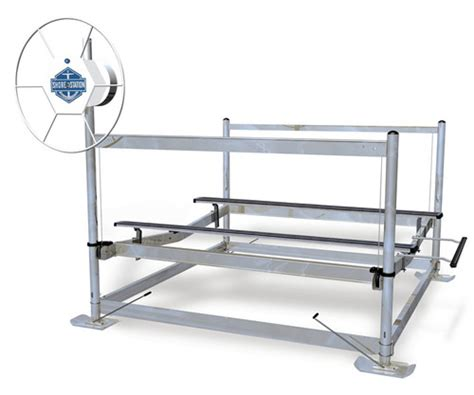 used electric boat lifts for sale bud s marine boat lifts page