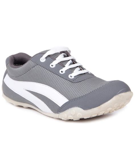 10 sports shoes ten gray sport shoes price in india buy ten gray sport