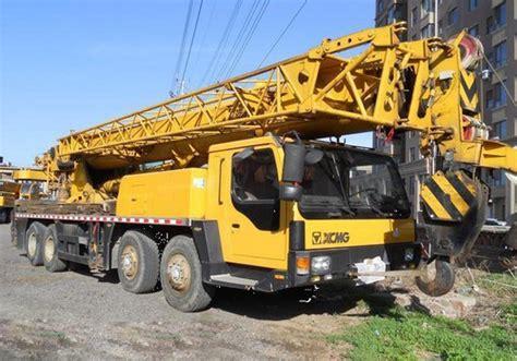 Timbangan Mobil 50 Ton Used Mobile Crane Xcmg 50 Ton Qy 50k In Minghang