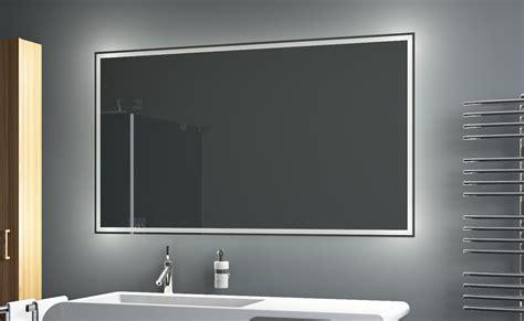 Lade A Led Per Bagno by Led Bagno Specchio Per Il Con Illuminazione Su Misura