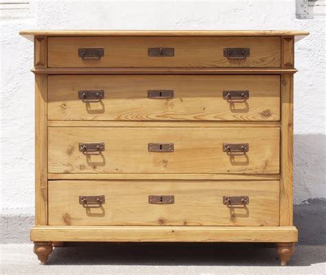 kommode fichte antike restaurierte alte gr 252 nderzeit kommode massivholz