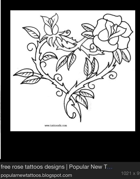 heart vine tattoo designs collection of 25 free and vine design