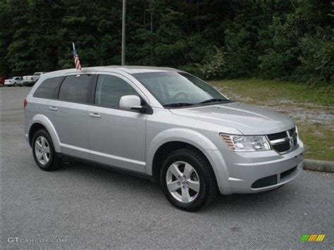 bright silver moon a journey story books bright silver metallic 2009 dodge journey sxt exterior