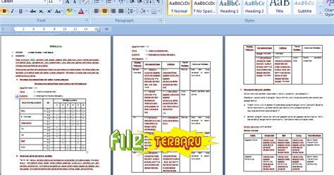 format analisis kritis jurnal analisis hasil belajar kurikulum 2013 edisi revisi 2016