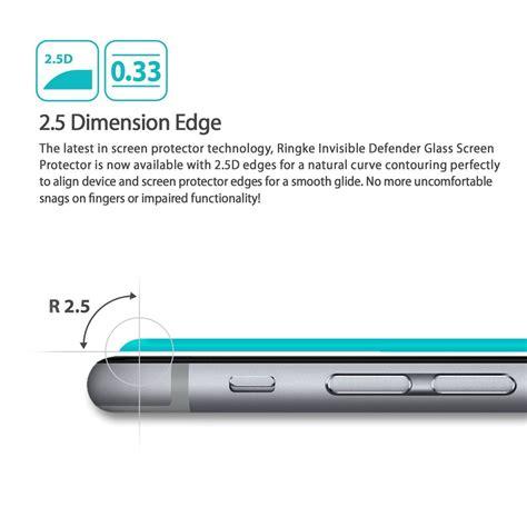 Ringke Defender Tempered Glass Antigores Screen Guard Lg Nexus 5x lg v20 ringke 174 invisible defender 0 33mm tempered glass screen pr