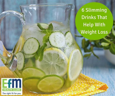 a weight loss drink 6 slimming drinks that help with weight loss efm
