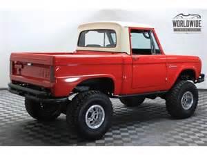 1966 1977 Ford Broncos For Sale 1977 Parts For Sale Html Autos Weblog
