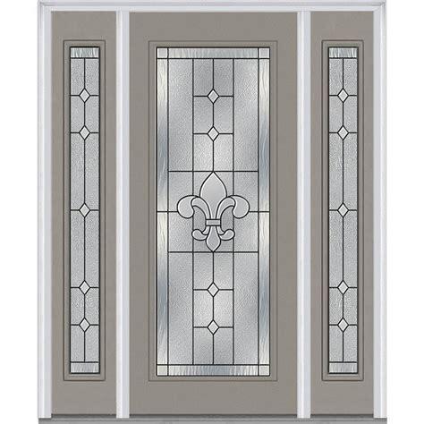 Single Door With Blinds Between Glass Blinds Between The Glass 36 X 80 Single Door Doors With Glass Steel Doors Front Doors