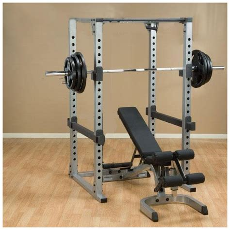 Solid Pro Power Rack by Solid Power Rack Package