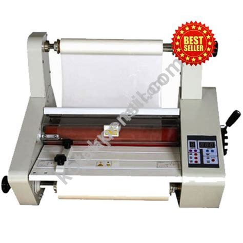 Mesin Laminasi Roll jual mesin laminating roll dynamic 480 murah