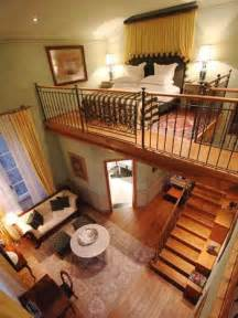 ultra cozy loft bedroom design ideas sortra metal clad house with wood interior modern designs