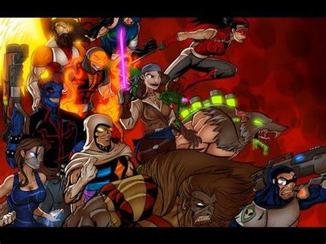 Sentinels Of The Multiverse Villains sentinels of the multiverse villains of the multiverse