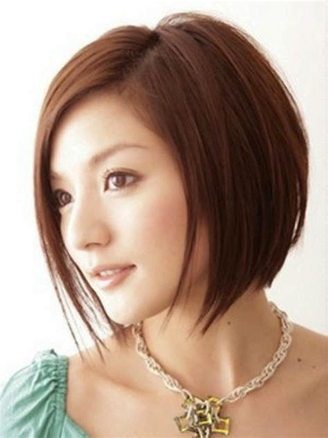 tampil dinamis  model rambut segi pendek