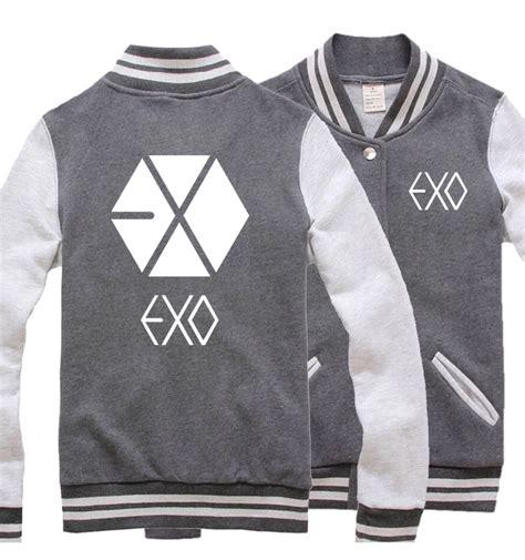 Jaket Exo 1 exo exo varsity jacket on storenvy