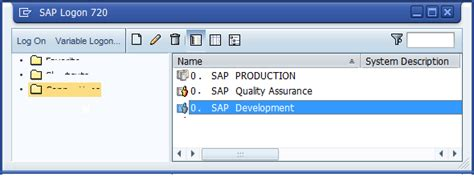 sap tutorial step by step sap abap tutorial starting with how to log into sap for