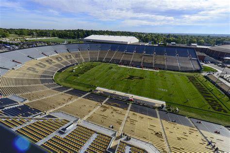 ross ade stadium lights ross ade stadium renovations here come the lights