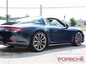 Porsche Targa 4s For Sale 2015 Porsche 911 Targa 4s German Cars For Sale