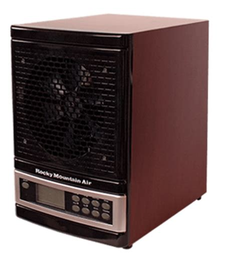 rocky mountain air cloud 6 stage air purifier system