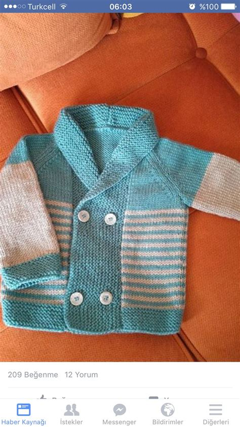 Jaket Bb Dc Stripe pin by done on baby boy knitting ideas baby knitting babies and crochet
