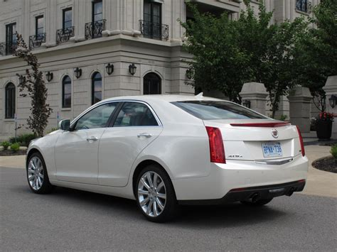 2014 Cadillac Ats Horsepower by Canadian Auto Review Canadian Car Reviews