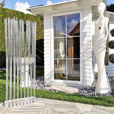 Mobiler Sichtschutz Garten