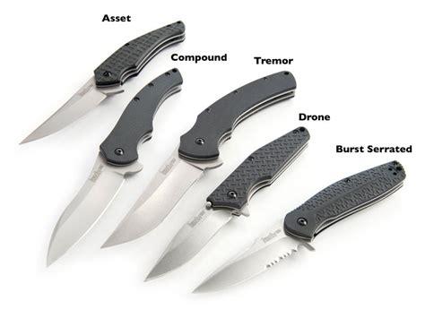kershaw flip knife kershaw folding knife woot