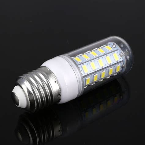 110v Led Light Bulb 110v 9w Corn 48 Led Bulb L Bedroom Lighting Bright Light White Ebay