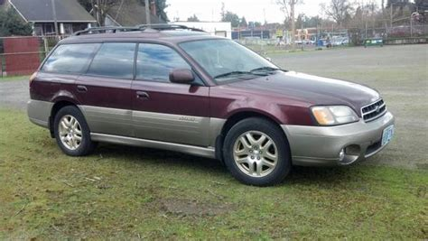 2000 subaru outback interior 2000 subaru outback gray 200 interior and exterior images