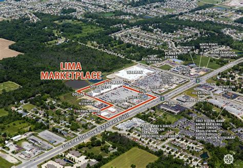 Office Depot Locations Fort Wayne Indiana Kite Realty Lima Marketplace