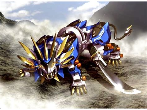 zoids murasame liger wallpaper anime hd wallpapers